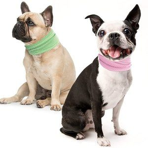 Summer Cooling Bandana Pair for Dogs